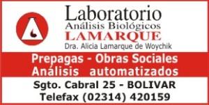 Laboratorio Lamarque